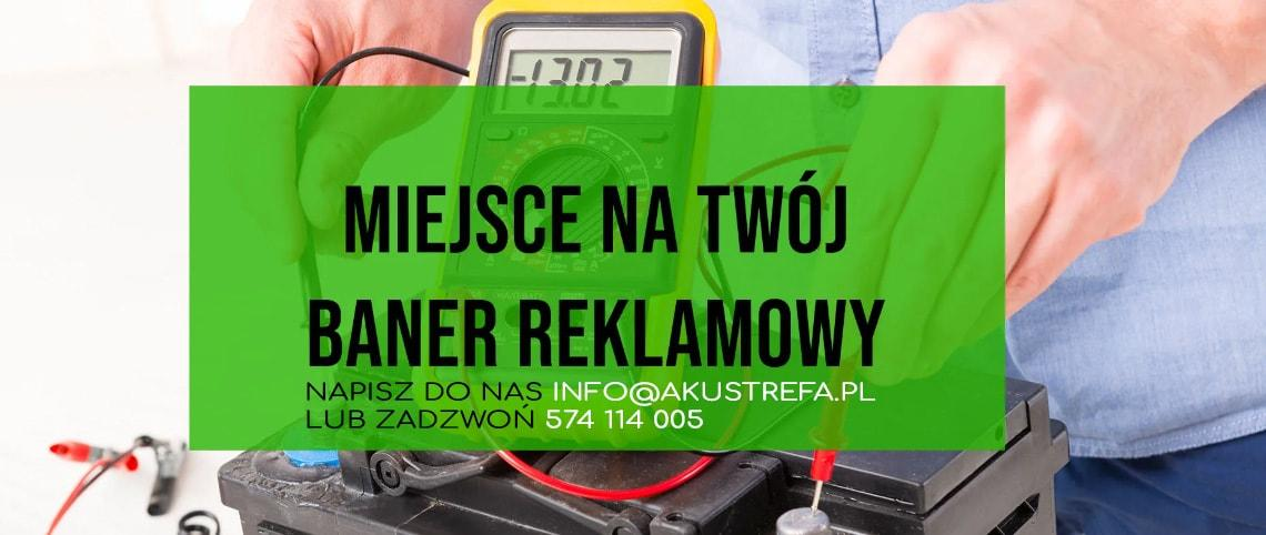 Akumulatory Gdynia