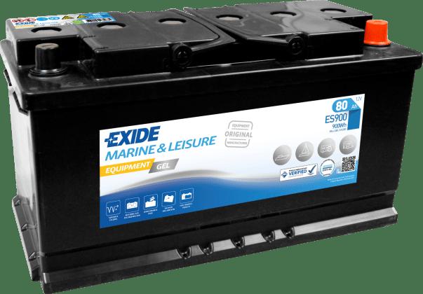 Akumulatory żelowe Exide